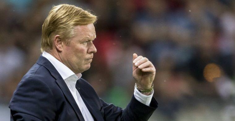 KNVB grapt over Belgische matrasgate: 'Waren we er net klaar voor...'