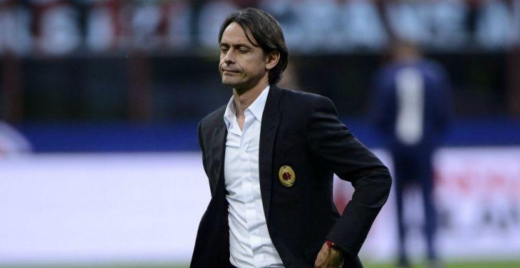 OFFICIEEL: Inzaghi gaat bij de nummer vijftien van de Serie A aan de slag