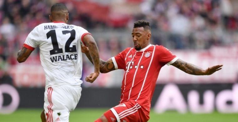 Bayern-voorzitter: 'Boateng mag vertrekken, ook vertrek Thiago bespreekbaar'