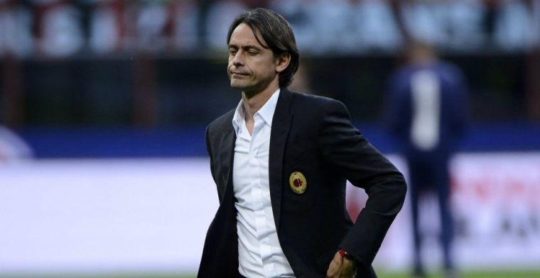 Nieuwe trainer voor Dijks: Inzaghi tekent voor twee seizoenen