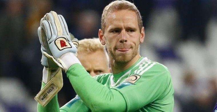 'Voor 500.000 euro extra staat Sels terug in Anderlecht'