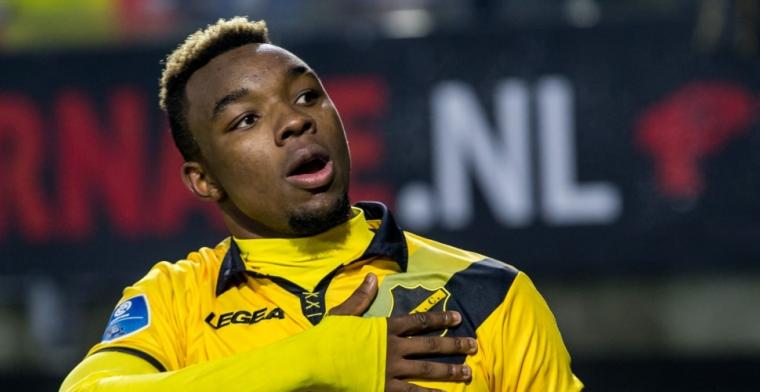 'Mooie stap lonkt voor NAC-uitblinker: Ligue 1-club legt bod neer bij City'
