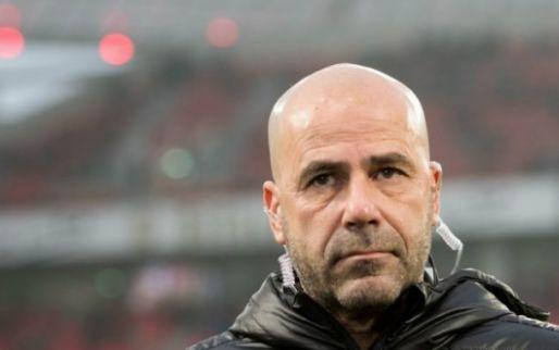 Bosz over moeizame start met harde kern Ajax: 'Dat was zweten kan ik je vertellen'
