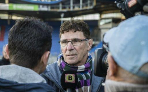 Van Hanegem snapt Marokko-discussie niet: 'Dan vinden we Argentinië wel mooi'