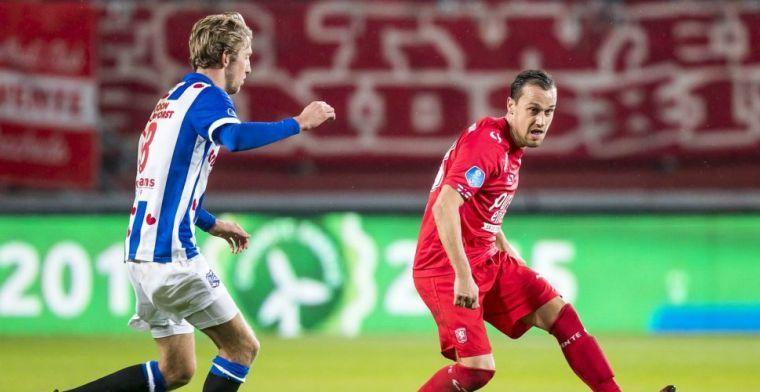 FC Twente laat routinier gaan na degradatie: middenvelder tekent in Oostenrijk