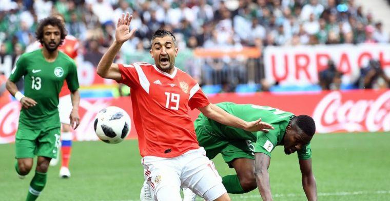 Snoeks maakt 'zeer gênante' fout bij WK-opener: 'Zit niet eens bij selectie'