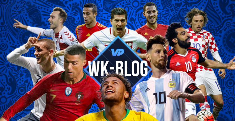 WK-blog: Cavani heeft zin in pot tegen Rusland, Falcao trots op prestatie Colombia