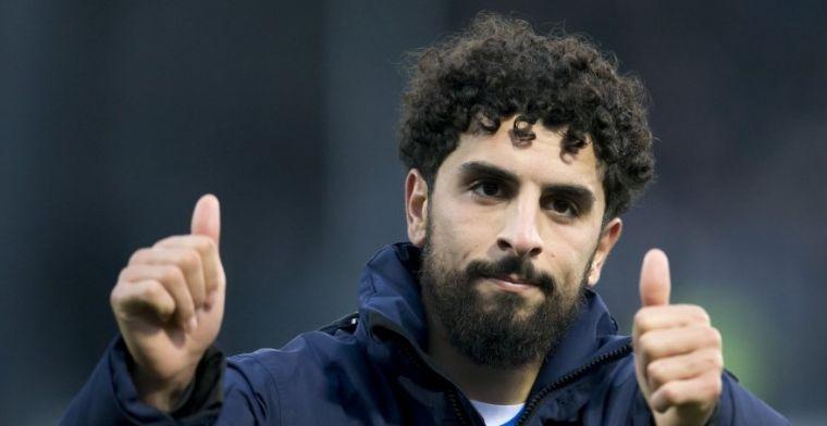 'Transfervrije PEC-aanvaller denkt aan vertrek naar Turkije; voorstel in beraad'