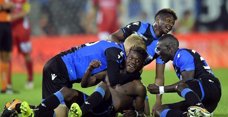 Voorbereiding krijgt vorm, Club Brugge strikt oude bekende voor oefenmatch