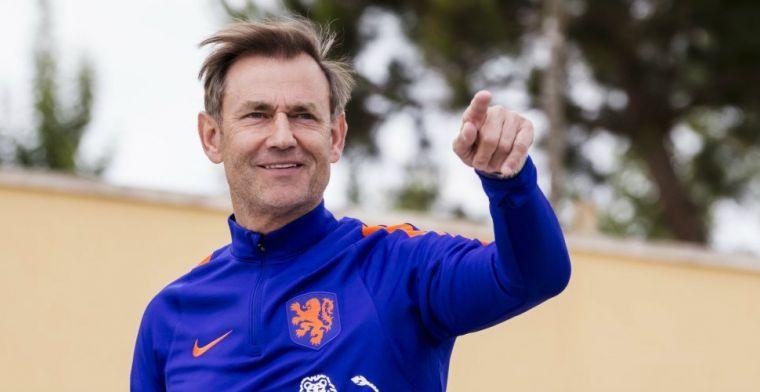 Hoek verklaart bijzonder WK-moment Oranje: 'Dat deed Tim overdreven goed'