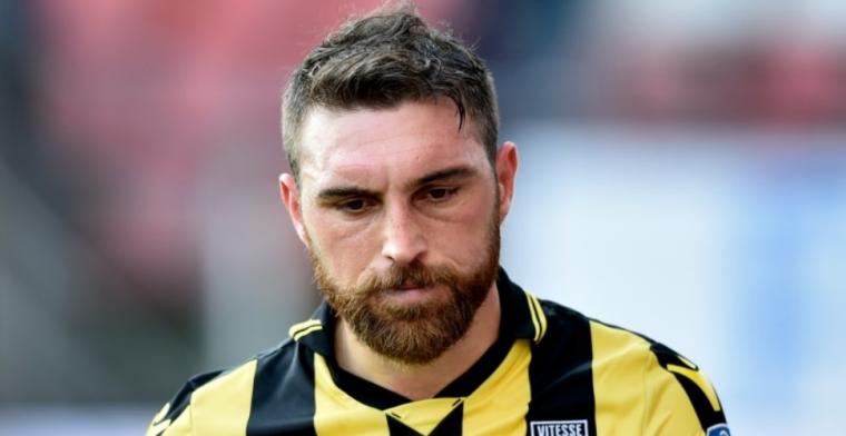 Vitesse-aanvoerder zegt Vitesse vaarwel en zet loopbaan voort in VS