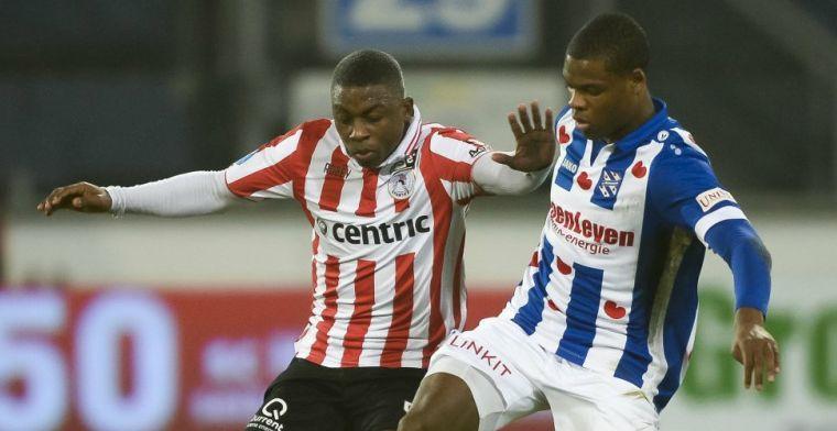 'Heerenveen heeft Dumfries-opvolger binnen en maakt minimaal half miljoen over'