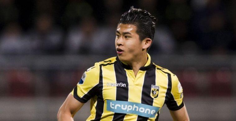 ADO kan toeslaan; Werder Bremen beëindigt huurperiode Chinese aanvaller