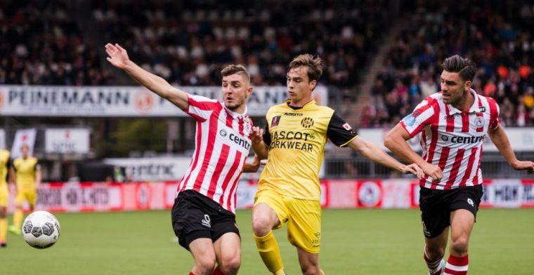 Officieel: Roda verlengt contract onfortuinlijke middenvelder met twee seizoenen