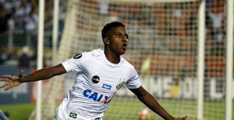 OFFICIEEL: Braziliaans wonderkind vanaf 2019 te bewonderen bij Real Madrid