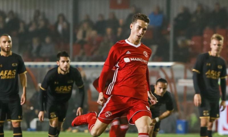 Afbeelding: 'Almere-spits kan fraaie transfer maken naar Italië: twee clubs geïnteresseerd'