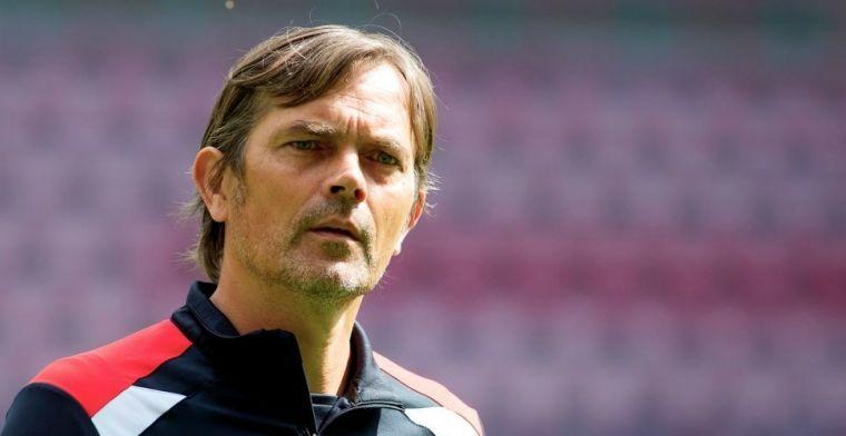 'Cocu bereikt principe-akkoord; Van Bommel neemt stokje over bij PSV'