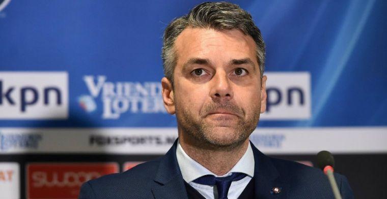 'Van Leeuwen kiest voor oude bekende als assistent van Pusic bij FC Twente'