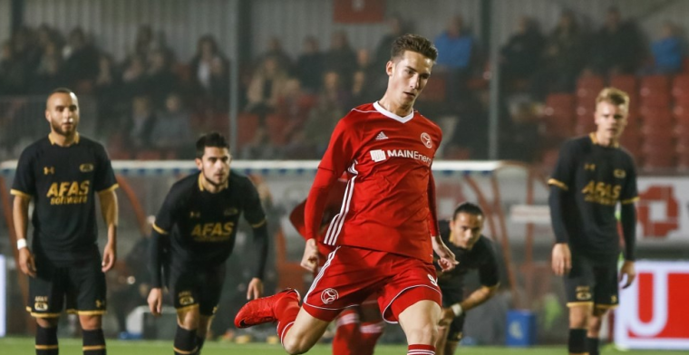 'Almere-spits kan fraaie transfer maken naar Italië: twee clubs geïnteresseerd'