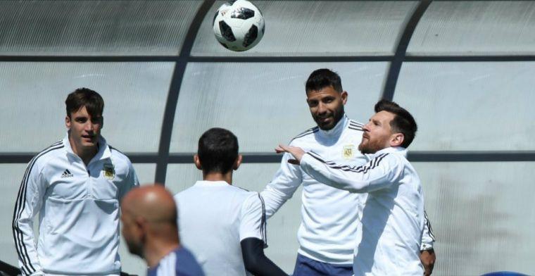 LIVE-discussie: Messi en Tagliafico nemen het op tegen underdog IJsland