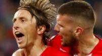 Imagen: CRÓNICA | Luka Modric guía la victoria de Croacia y complica la vida a Argentina
