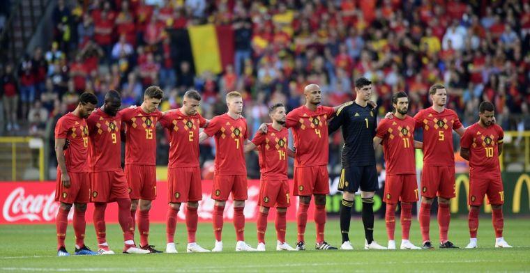 'België wordt onze moeilijkste tegenstander, maar Cooper kan jullie pijn doen'