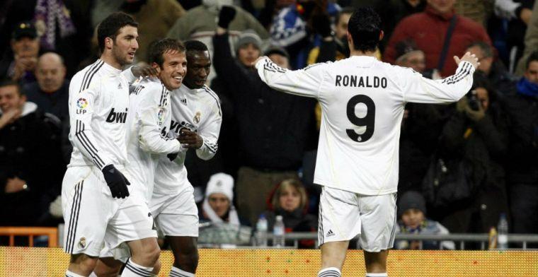 Van der Vaart pestte 'machine' Ronaldo bij Real Madrid: Zó moet je het doen
