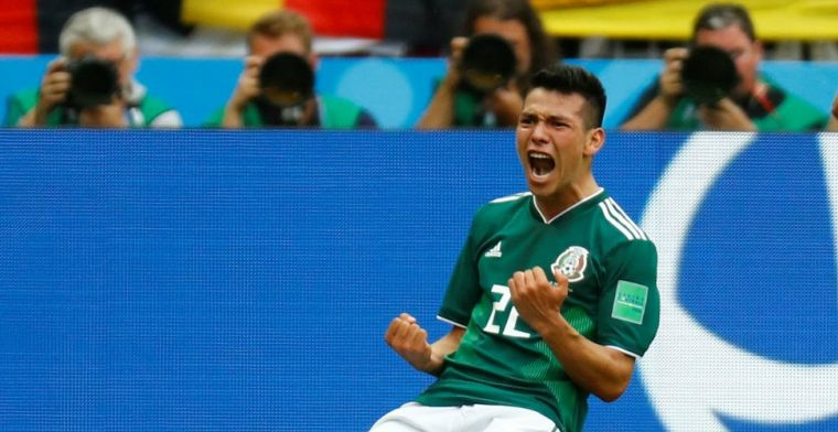 Lozano vol bravoure na 'belangrijkste goal ooit': Tot grootse dingen in staat