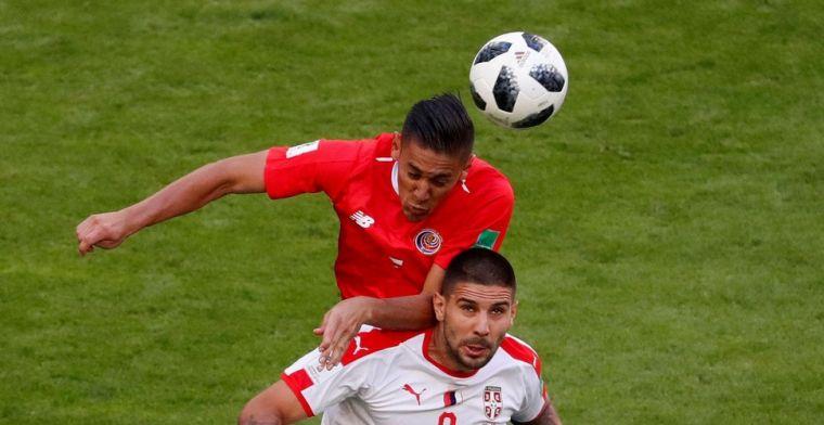 WK-wedstrijd tussen Servië en Costa Rica was ook mooie reclame voor de JPL