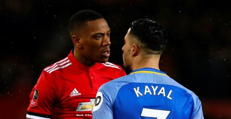 'Man United schrikt clubs af met immens prijskaartje voor Martial'