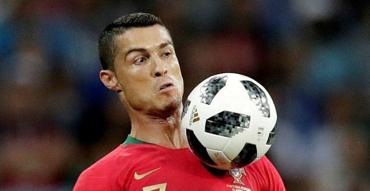 'Mannetje' Ronaldo zorgt voor twijfels: 'Denk dat hij voor 'mijn club' is'