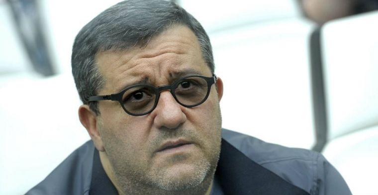 Raiola praat met grootmacht over transfervrije Balotelli: 'Ik heb daar contacten'