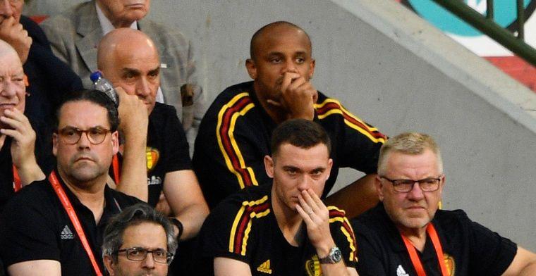 OFFICIEEL: Martinez houdt Kompany bij de WK-selectie, Ciman blijft thuis
