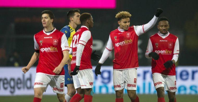 'Transfernieuws in Almelo: Heracles legt Belgische stopper voor twee jaar vast'