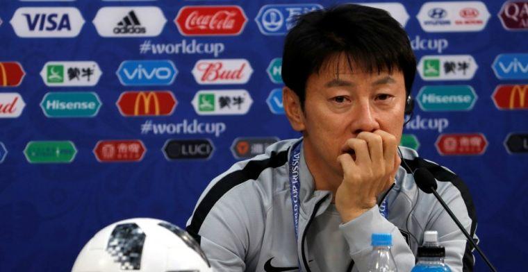 Bizarre WK-maatregel bij Zuid-Korea: Moeite om ons uit elkaar te houden