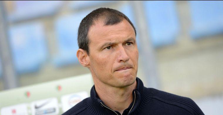 Ook Anderlecht en Standard mogen nieuwe Cercle-trainer dankbaar zijn
