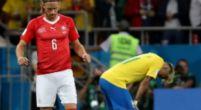 """Imagen: Pese a las estadísticas, """"No hemos sido violentos con Neymar"""""""