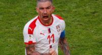 Imagen: CRÓNICA | El muro defensivo y un golazo de Kolarov valen tres puntos para Serbia
