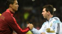 """Imagen: """"¿Messi o Cristiano? El único líder está con nosotros"""""""