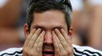 Imagen: Alemania se convierte en una nueva víctima de la 'maldición del campeón'