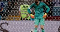 Imagen: La afición española apuesta por un cambio de portero frente a Irán