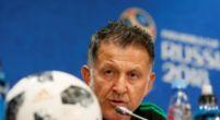 Imagen: México apostará por intentar disputarle la posesión del balón a Alemania