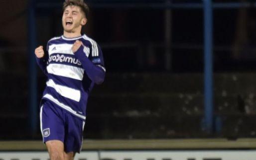 Afbeelding: OFFICIEEL: Jeugdproduct van Anderlecht tekent driejarig contract bij Antwerp