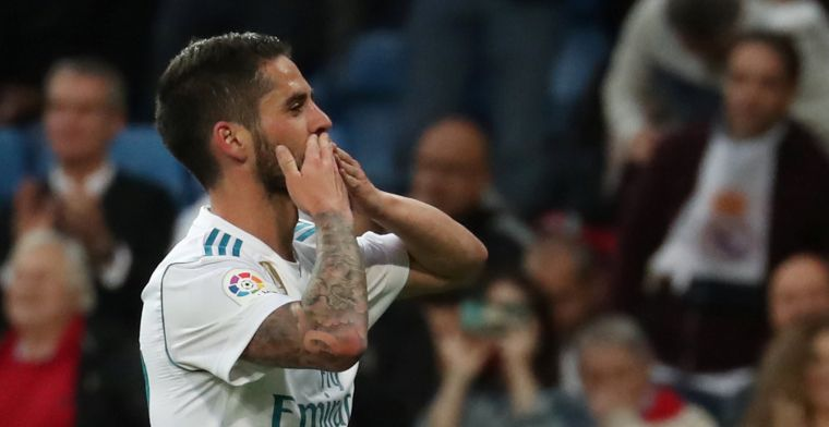 Isco Alarcón, feliz con la llegada de Lopetegui al Real Madrid
