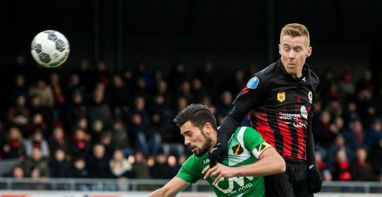 De Haan slaat terug naar Van Duinen: 'We zijn met Zwolle in contact'