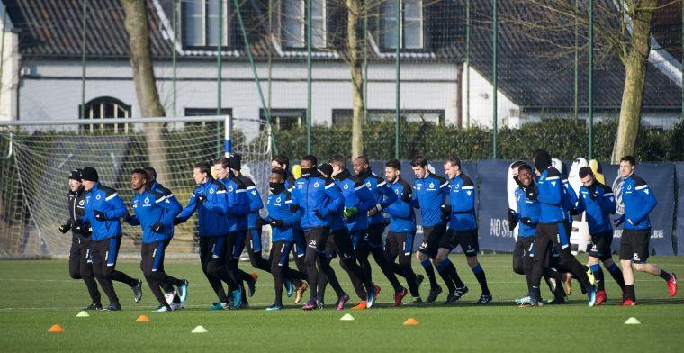 Opmerkelijk: slechts één huurling duikt terug op bij Club Brugge