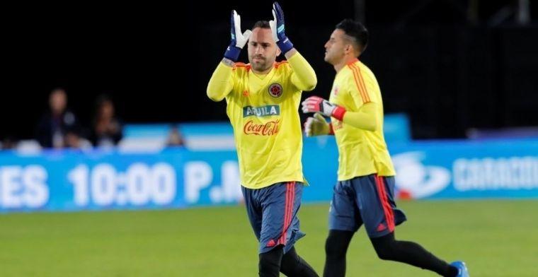 David Ospina lanza este mensaje a la selección de Colombia