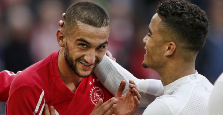 'AS Roma overtuigd van kwaliteiten Ziyech, maar twijfelt om twee redenen'