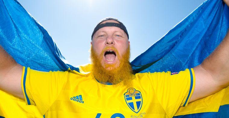 OFICIAL l Las alineaciones de Suecia y Corea del Sur para el estreno mundialista