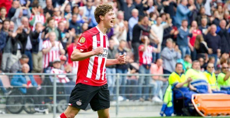 PSV en Heerenveen bevestigen transfer: één seizoen op huurbasis